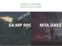 SAMP сервер Brasil Play Start | #HeavyHost